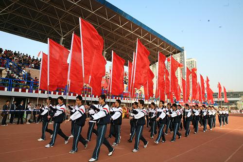 宁波华茂外国语学校喜迎十年华诞靠数学高中智商是不是图片